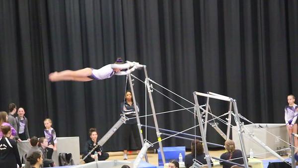 Sarah Gymnastics