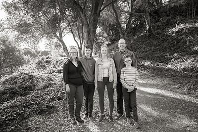 Golden Family Mini Session