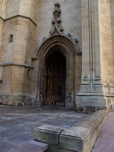 Cathedral Side Door