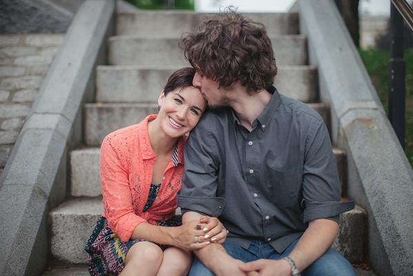Annie + Benjy: Engagements!