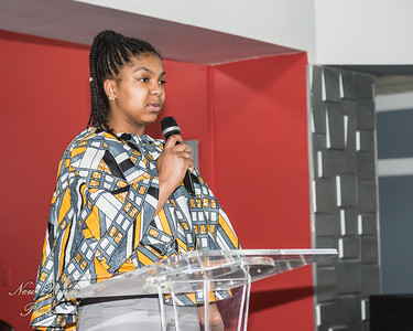 2018 African Dress - Mayor Visits