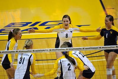 27149 Volleyball vs. Pitt