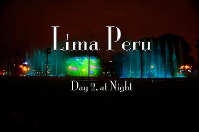 2014-01-15 - Lima