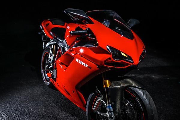 05.28.17 - Herschell's Ducati 1098 S