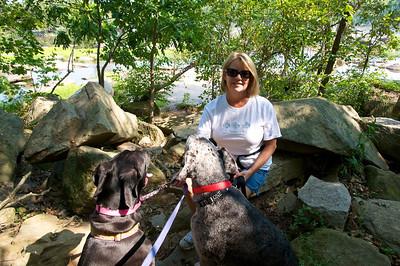 James River Trail Pony Pasture with Sam & Bella