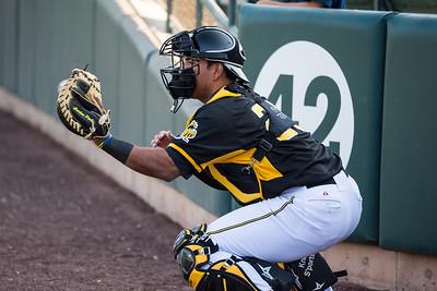 Sacramento Salt Lake Baseball 20 Apr 2015