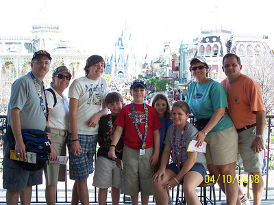 Disney 2008 Gibson & Mercers
