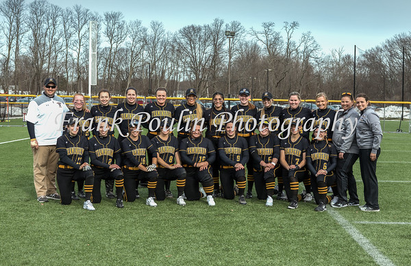 Framingham State softball 3/27/2018
