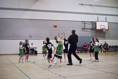 Cougars v. Dribblin' Dragons