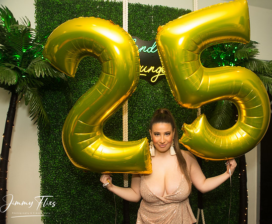 DUBBY'S 25TH BIRTHDAY PARTY