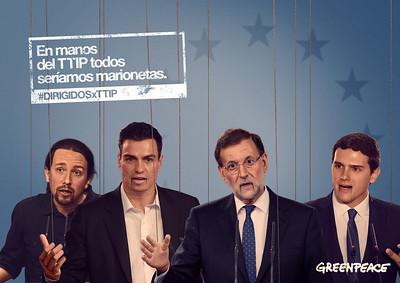 Dirigidos por el TTIP