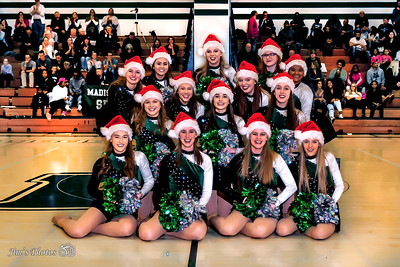 HS Sports - JMM Poms Holiday Show [d] Dec 08, 2017