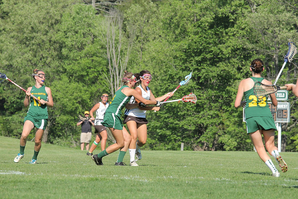 WUHS Girls Lacrosse vs Burr and Burton
