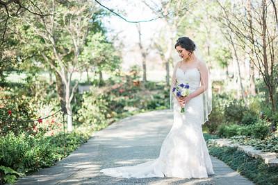 Emily + Juan | Bridals & First Look