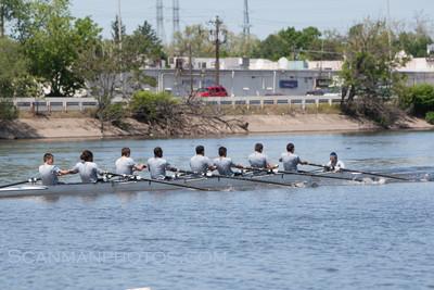 Crew 2012 - Passaic River Sprint