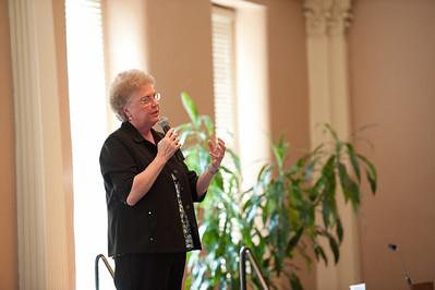 Betty Wiseman: Sports Evangelism