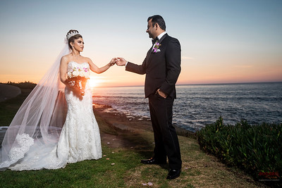 A Beachside Fairy Tale Wedding