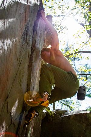 2018-05-20 - Rock Climbing (Photos by Marc)