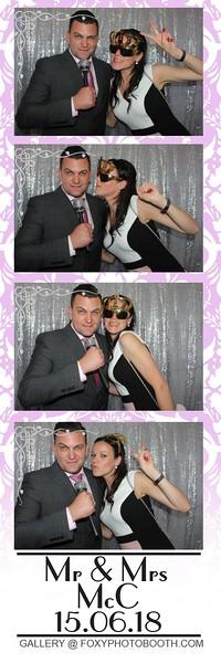 Mr & Mrs McC