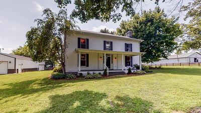 724 Mill Rd Taylorsville KY 40071