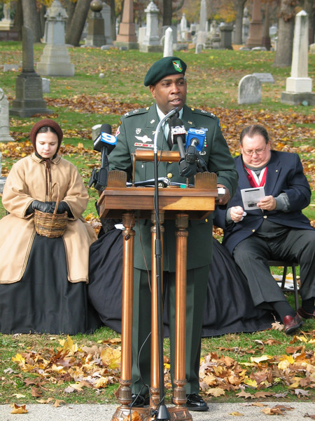 Col. Wesley E. Scott, US Army, retired