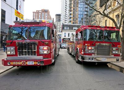 April 28, 2014 - 1st Alarm - 12 Isabella Street