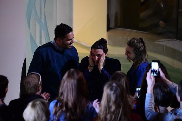 March 2018 Baptisms