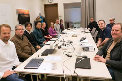 2019-01-31 Tech Review (Arlanda)