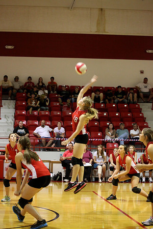 Varsity Volleyball vs. Hico