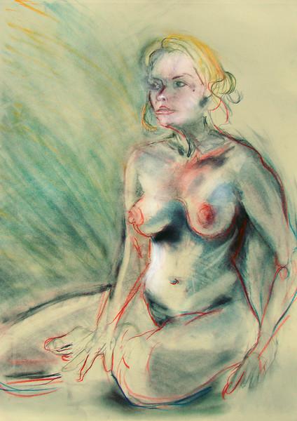 life figure drawing
