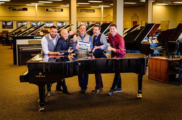 Piano Guys + Yamaha