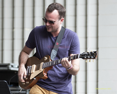 2012 Charlie Parker Jazz Festival Margus Garvey Park