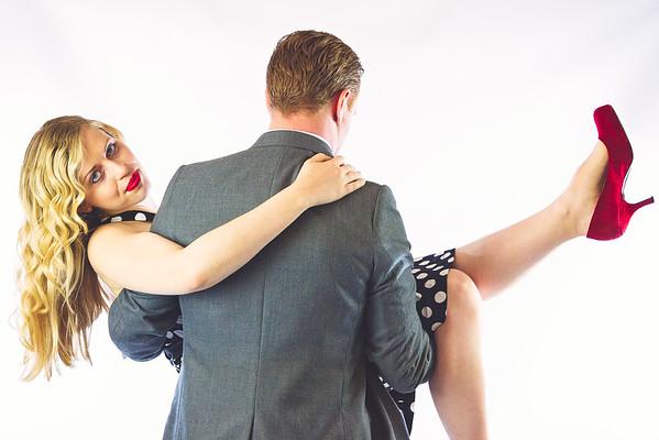 Amber & Richard - Couples Photoshoot