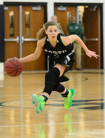 Norman North vs Lawton Ike (Girls)