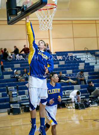 Basketball - BISD Holiday Tournament - Clemens vs Central Catholic (2011)