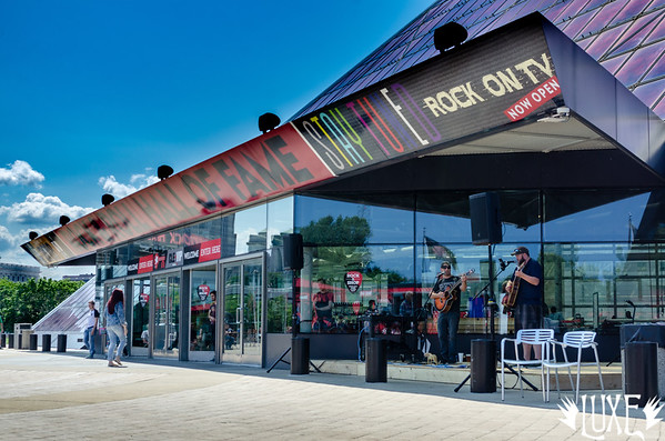 Gabriel Hegrat Live at The Rock and Roll Hall of Fame