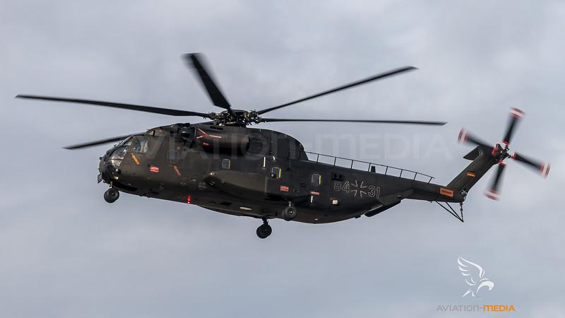 Luftwaffe / Sikorsky CH-53GA / 84+31