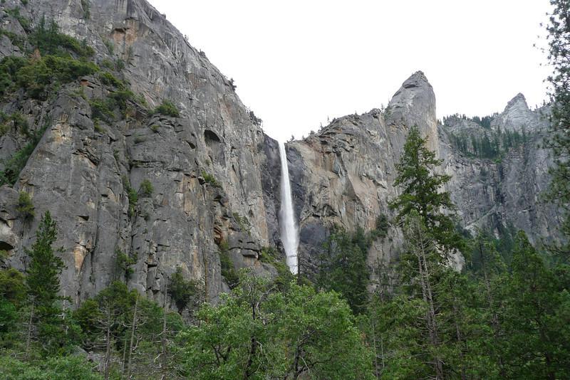 Upper Yosemite Fall. Yosemite NP