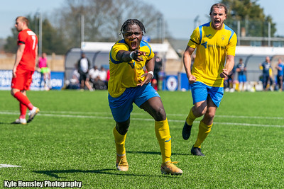Lancing 1-1 Flackwell Heath (£2.49 Single Downloads. Prints from £3.50)