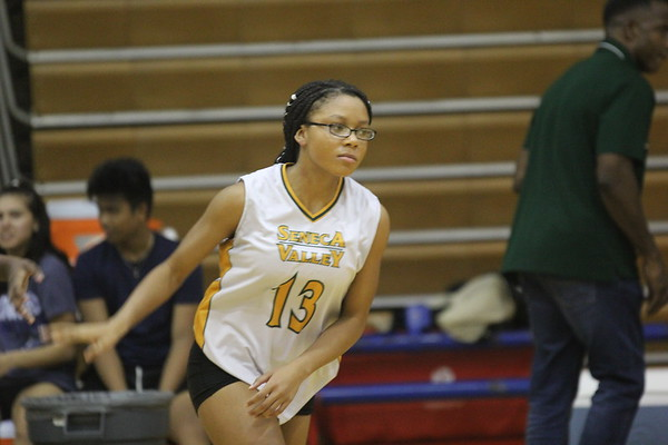 SV JV Volleyball vs. Quince Orchard HS 10-3-2018