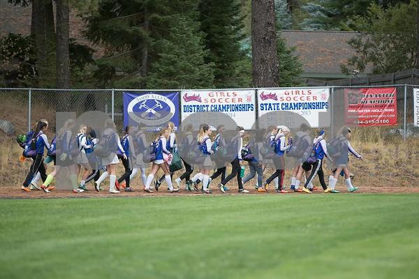 McCall Donnelly vs Payette Girls Varsity Soccer
