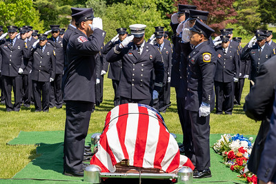 New Haven, CT. LODD Funeral for Ricardo Torres, Jr. 5/20/21