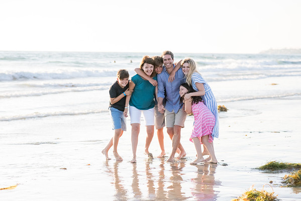 92109 Mission Beach San Diego Beach Family Portrait Photographer