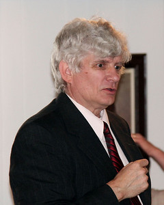 Pastor George Kilmer.  - 25 Mar 2012