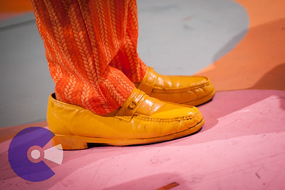 The Shoes of Seussical