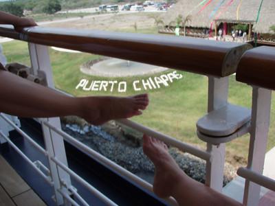 2007 Cruise - Puerto Chiapas, Mexico