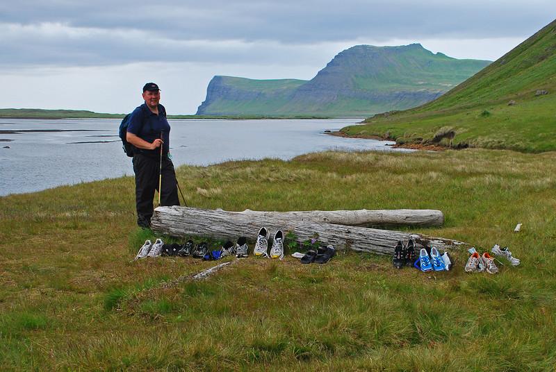Skóbúðin við Kýrá