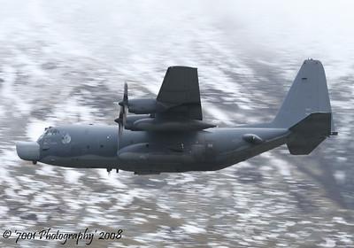 Hercules, MC-130H (USAFE)