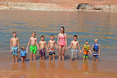 Jepson's Lake Powell Trip 2014