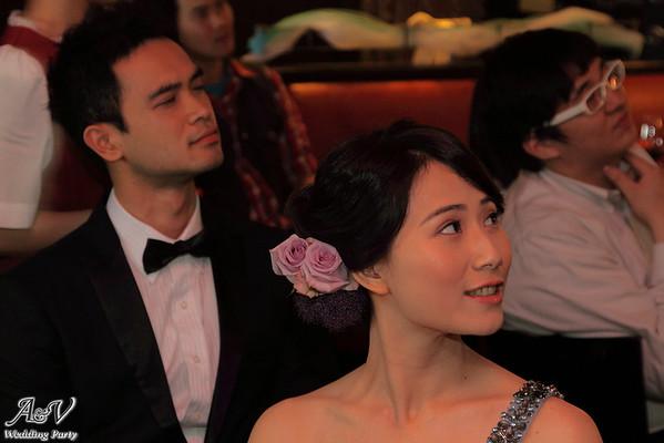 20120415 小朱唯馨婚宴精華